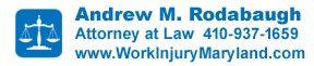 Work Injury Maryland, Workers Comp Attorney