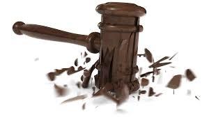hammer crushing justice