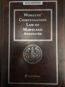 Experienced workers compensation attorney Baltimore Maryland