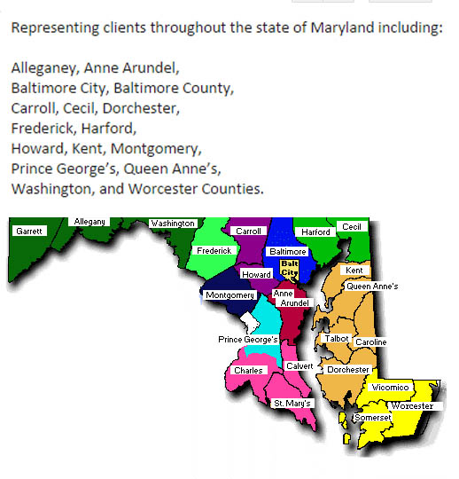 State Map multiple counties